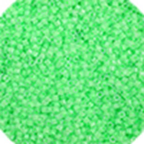 ee22fe82ff94f8 Shop  Seedbeads  Miyuki Delica  Delica 11 –  2040V Light Green Luminous Neon  Color